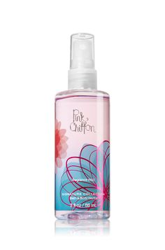Pink Chiffon Travel Size Fragrance Mist - Signature Collection - Bath & Body Works