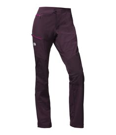 Purpose built for tough hikes, these straight-leg, technical pants feature stretch-woven, durable ripstop fabric in the seat and knees for maximum mobility and durability. The adjustable legs will see you reach new summits comfortably. Best Hiking Pants, Hiking Wear, Womens Hiking Pants, Snowboard, The North Face, North Face Women, Waterproof Hiking Pants, Glove Liners, Jogger Shorts