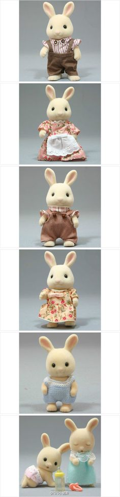 Sylvanian Families/Calico Critters