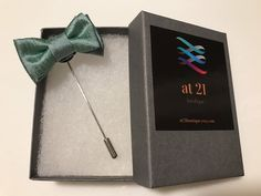 A personal favorite from my Etsy shop https://www.etsy.com/listing/501857054/bow-tie-lapel-pin-mens-lapel-pin-lapel