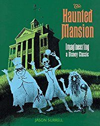 Best Books, Websites, and Podcasts for Planning Your Disney Park Vacation, Haunted Mansion book.