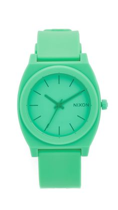 dd0c79d2668b Nixon Time Teller P Matte Spearmint Watch