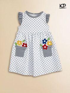 Fashion Diy Clothes Dress Patterns Little Girls 60 Ideas Toddler Dress, Toddler Outfits, Kids Outfits, Little Dresses, Little Girl Dresses, Kid Dresses, Trendy Dresses, Summer Dresses, Baby Dress Patterns