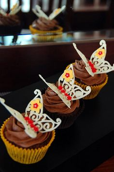 Butterfly Cuppies