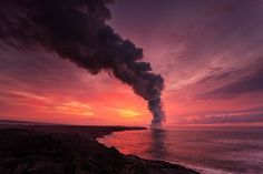 Morning Lava Rise by Tom Kualii on 500px