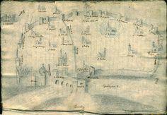 plano cordoba 1752 by El Tabernero de la Calleja, via Flickr