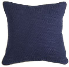 RF Razia Pillow in Indigo design by Villa Home