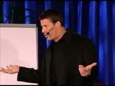 "How do you fit everything into a day? Watch as Tony discusses the concept of ""chunking"" and how to approach tasks so you can get them done (and if you're interested in learning more, visit http://go.tonyrobbins.com/0000aQdL)."