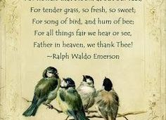 Thanksgiving Quotes By Ralph Waldo Emerson Emerson Quotes, Thanksgiving Quotes, Ralph Waldo Emerson, Parenting Quotes