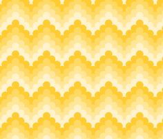 knobbly zigzag fabric by sef on Spoonflower - custom fabric