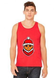 owl christmas Tank Top