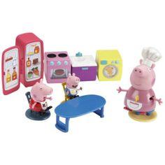 Peppa Pig: Peppa Pig Kitchen Playset
