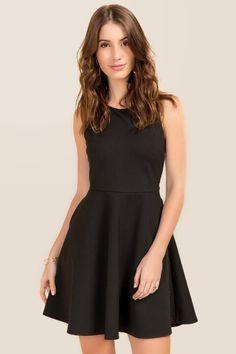 Janelle Cross Back Dress