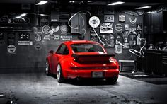 Porshe automobile  - picture