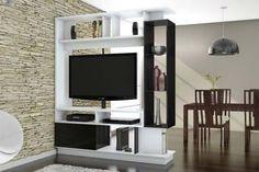 Tv Stand Room Divider, Small Room Divider, Room Divider Bookcase, Living Room Divider, Living Room Decor, Living Room Partition Design, Living Room Tv Unit Designs, Room Partition Designs, Tv Unit Interior Design