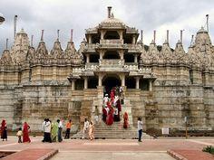 Ranakpur et le temple d'Adinatha