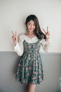 Romantic Milk Dress