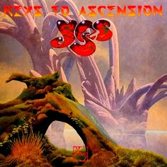 Yes: Keys to ascension, box live marzo Roger Dean, Cd Cover Art, Boxing Live, Rock Album Covers, Vinyl Cd, Music Covers, Music Stuff, Rock Art, Deen