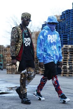 fearghalburrows: Dope Chef Blue Magic Nxgga New fashion blog! Follow Urban Street Fashion for dope fashion posts!