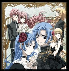 princess | Princess princess (manga) - Princess Princess (manga) picture