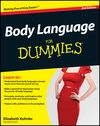 Body Language For Dummies, 2nd Edition:Book Information - For Dummies