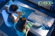 #CSI: The Experience for half-off. Cool vacation stop! #Save now