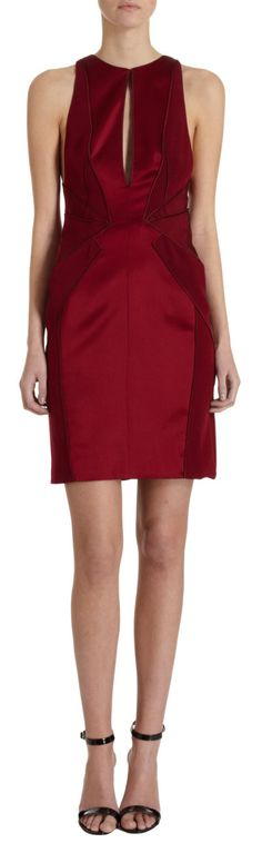 J. Mendel Geometric Seam Dress at Barneys.com