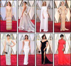 Oscar 2017 red carpet the best looks Emma stone olivia culpo viola davis