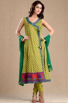 Suit Neck Designs for Eid