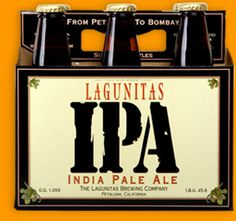 """Described by Lagunitas as """"homicidally hoppy,"""" which is pretty much accurate."""