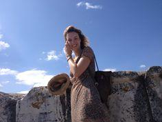 Anja in Nîmes