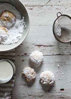 Orange & White Chocolate Cookies #recipe