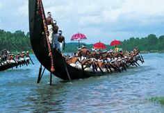 Vallamkali -  To watch the world's largest boat race