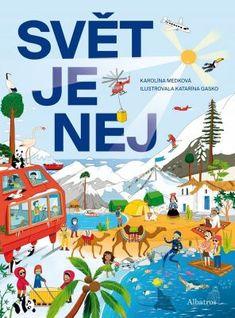 Svět je NEJ | Příroda | eReading Neil Gaiman, Labrador, Harry Potter, Comic Books, Map, Comics, Cover, Location Map, Labradors