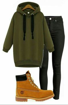 Something to wear with my Timbs☆