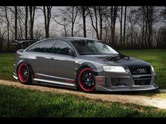 Tuning Audi