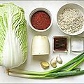 Authentic kimchi for the uninitiated (and initiates too) - La Table de Diogène est Ronde - Daily Good Pin Ni Cru Ni Cuit, Best Korean Food, Easy Diner, Chefs, Vegetarian Recipes, Healthy Recipes, Dehydrated Food, Food Obsession, Exotic Food