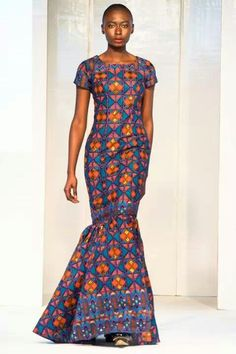 Potential wedding dress ~Latest African Fashion, African Prints, African fashion styles, African clothing, Nigerian style, Ghanaian fashion, African women dresses, African Bags, African shoes, Nigerian fashion, Ankara, Kitenge, Aso okè, Kenté, brocade. ~DK