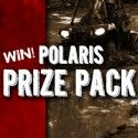 Win A Prize Pack From Destination Polaris! Leave the trail behind this spring with Destination Polaris and enter for your chance to win a Polaris prize pack valued at over $1,400! One lucky winner will receive 2 Polaris Luggage pieces, 2 Backpacks, 2 Helmets, 2 Jerseys, 2 Gloves, and 2 Hats. Click here to enter