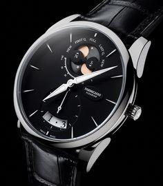 #Parmigiani Tonda 1950 #Lune Watch #Hands-On