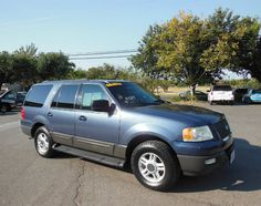Come to Highway Motors in Chico for a great used SUV like this 2003 Ford…