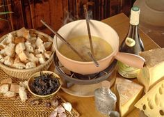 fondue for my wine and cheese party? hmmm....maybe