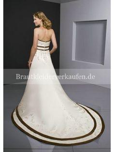 mögen Sie farbige Hochzeitskleid?