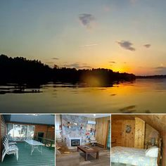 This lakefront Family Reunion Cabin in Hackensack, MN, sleeps 18 plus pets — paddle boat, kayak and fish cleaning station included! #travelmn #bookdirect #reunion #itscabintime #lakehouse