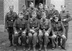 Latvian SS Volunteers.