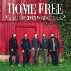 Home Frees new christmas album- full of (even more) cheer-!!!