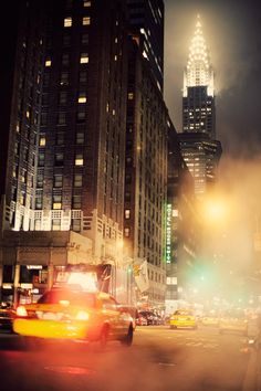 NYC at night |Pinned from PinTo for iPad|