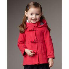 Cassidy needs this Armani Junior coat!