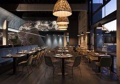 "New Austin restaurant Juniper turns kitchen into ""culinary stage."" (Courtesy Ryann Ford)"
