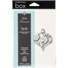 Memory Box Lydia Ornament Universal Cutting Die - 98911